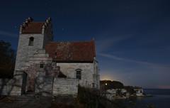 Højerup Gamle Kirke Moonshine