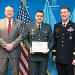 Fri, 04/07/2017 - 14:28 - On April 7, 2017, the William J. Perry Center for Hemispheric Defense Studies hosted a graduation for its Defense Policy and Complex Threats program in Lincoln Hall at Fort McNair in Washington, DC.