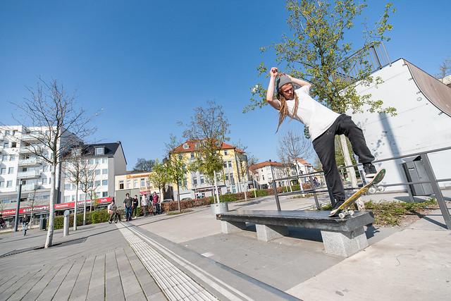 Skateanlage Kesselbrink Bielefeld