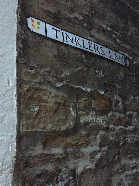 Tinklers Lane, Durham