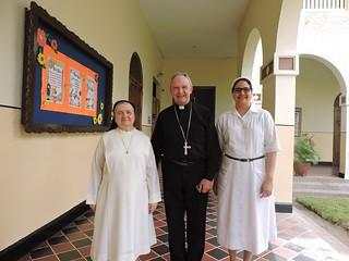 1 Arzobispo de Barranquilla, Mons. Jairo Jaramillo