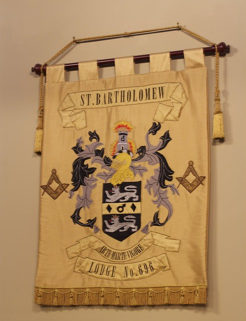St Barts Masonic Lodge