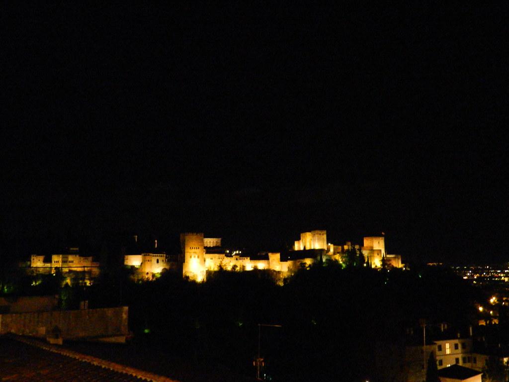 Angeles y condenas. Alhambra quiere llorar