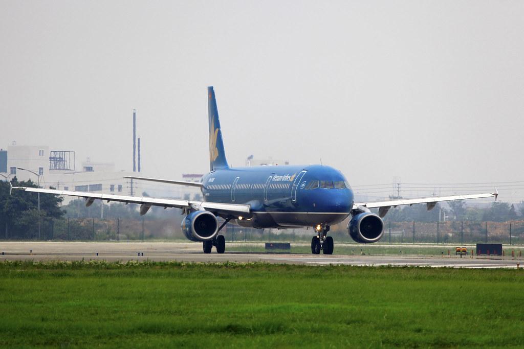 VN-A345   Vietnam Airlines   Airbus A321-231   CTU by byeangel