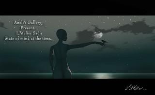 Flyer Aneli's Gallery