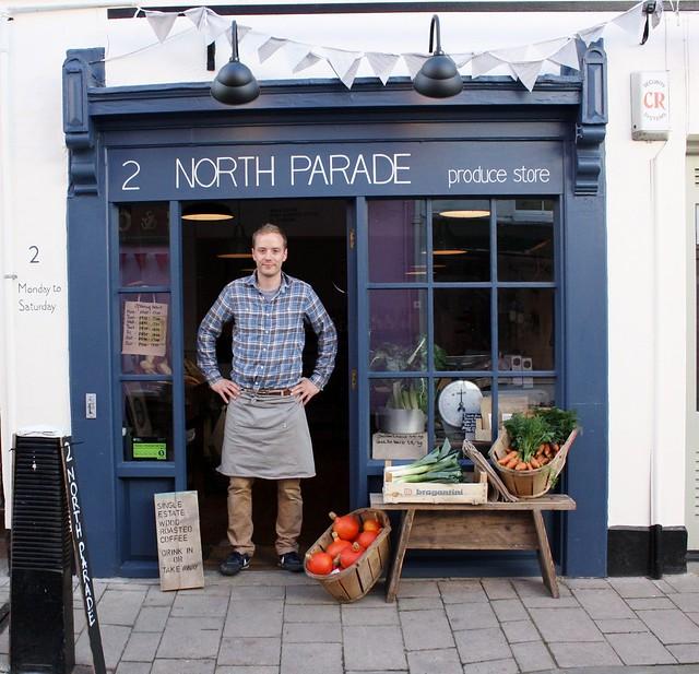 2 north parade produce store