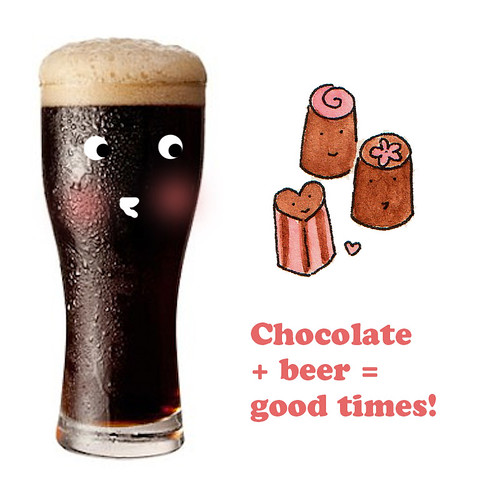Chocolate and beer pairing | by cakespy