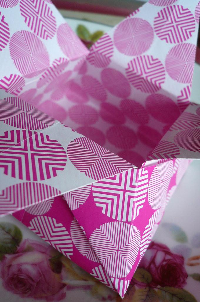 Origami 'Star Within' Tutorial - Ali Bahmani | Origami design ... | 1024x680