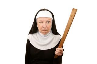 catholic school nun | by www.audio-luci-store.it
