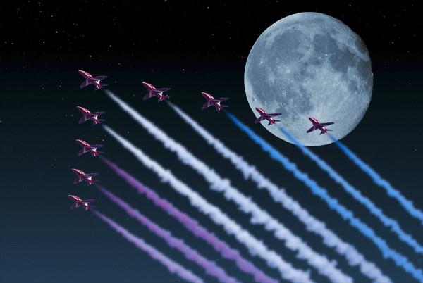 Night Flight (Explored 27 November 2013)