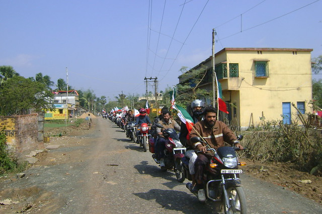 2014 Popular Front Day West Bengal