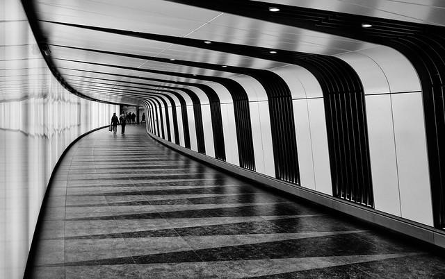 King's Cross New Underground Entrance