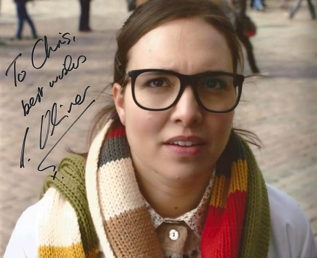 Ingrid Oliver Osgood Doctor Who