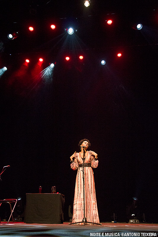 Teresa Cristina - Coliseu do Porto '17