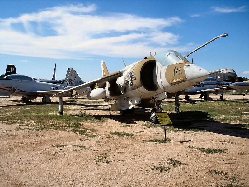 AV-8C Harrier 2