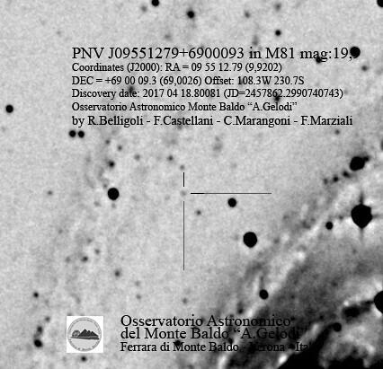 20170418_M81_PNV J09551279+6900093   by raffaele.belligoli