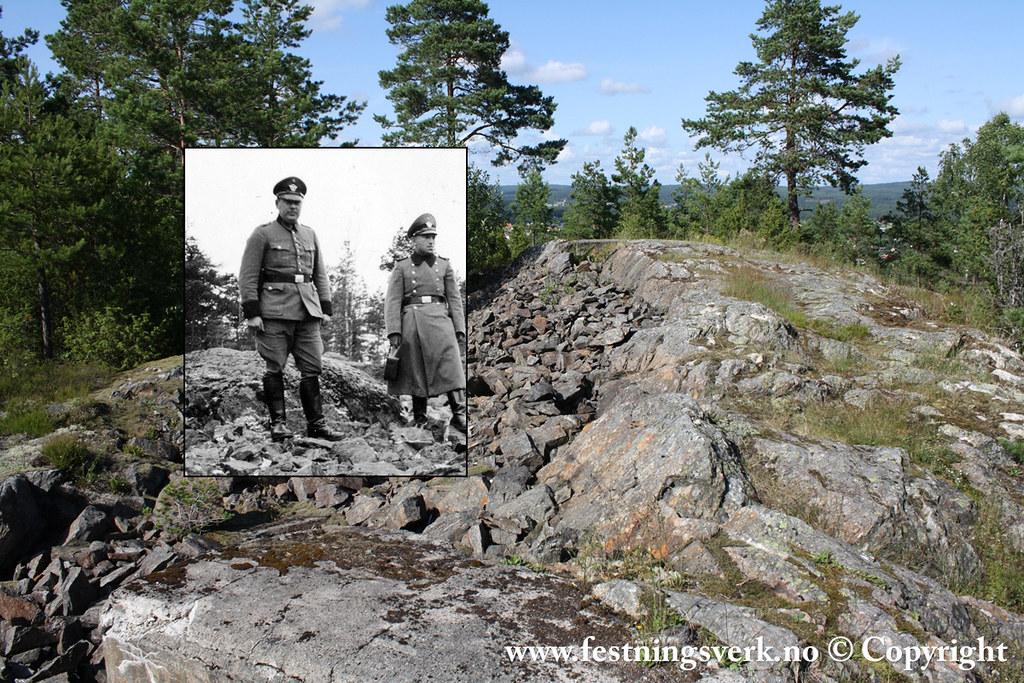 Ørje Lihammeren fort (1)