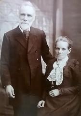 William and Lucy Illman, nee Bott.