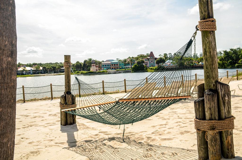 Caribbean Beach hammock