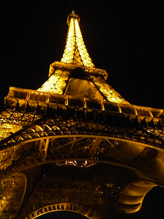 Tour Eiffel by Night | by MatteGary