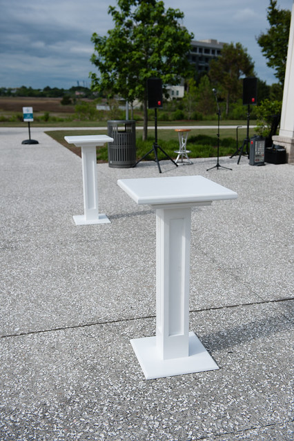 Decorative Column Tables