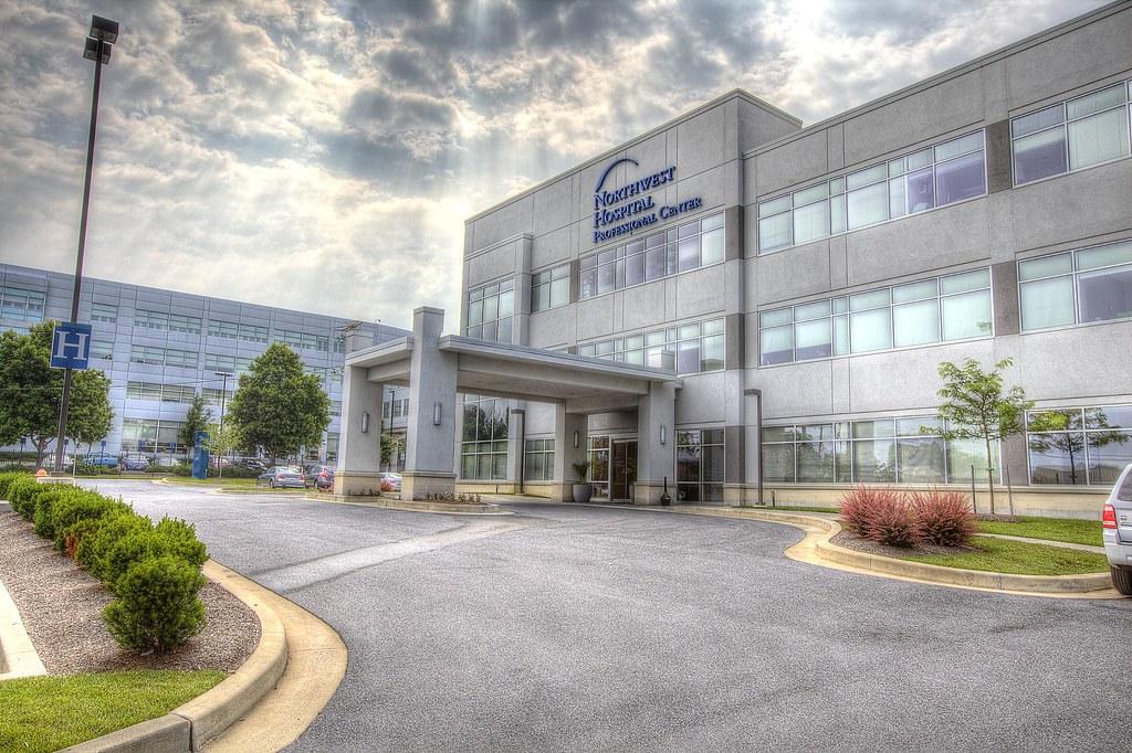 Krieger Eye Institute at Northwest Hospital   The LifeBridge