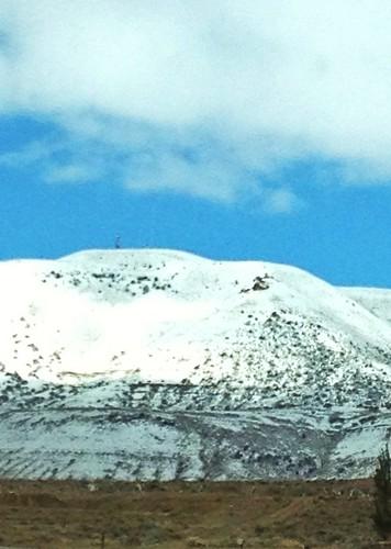 snow mountains wyoming