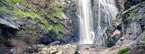 fall film rio río river kodak hasselblad galicia galiza pelicula xpan cascada ektar toxa película fervenza riverfall