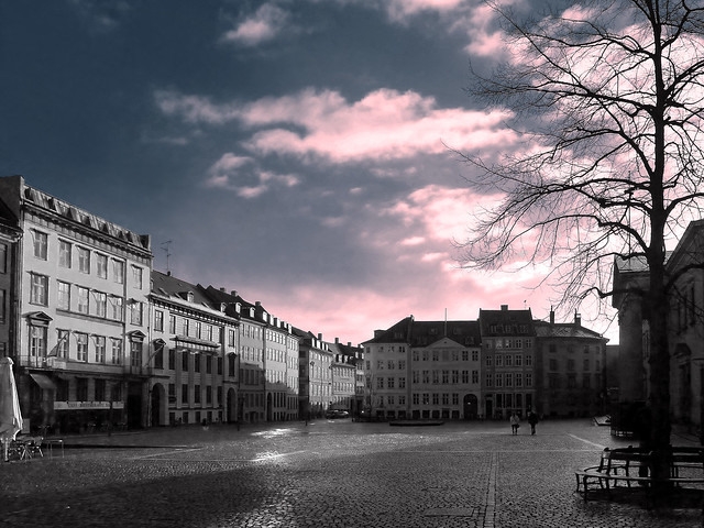 Gammeltorv, The Old Square - Copenhagen, Denmark