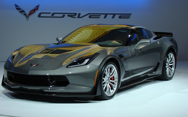 2015 Chevrolet Corvette Z06 Low Res Shot