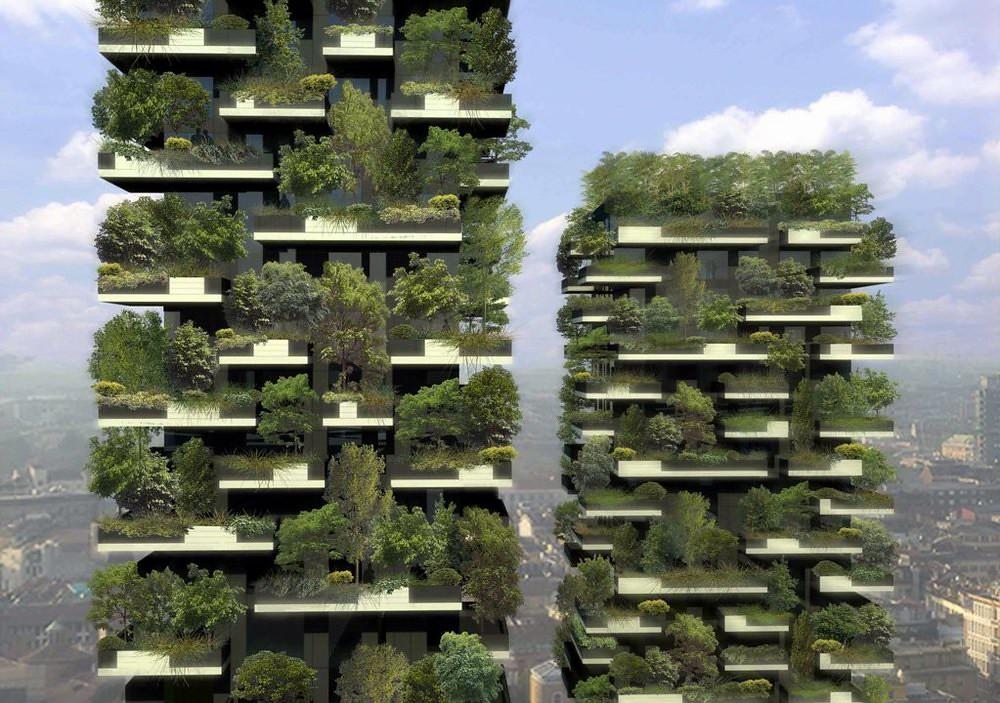 Stefano Boeri - 米蘭垂直森林 Bosco Verticale - rendering 01.jpg