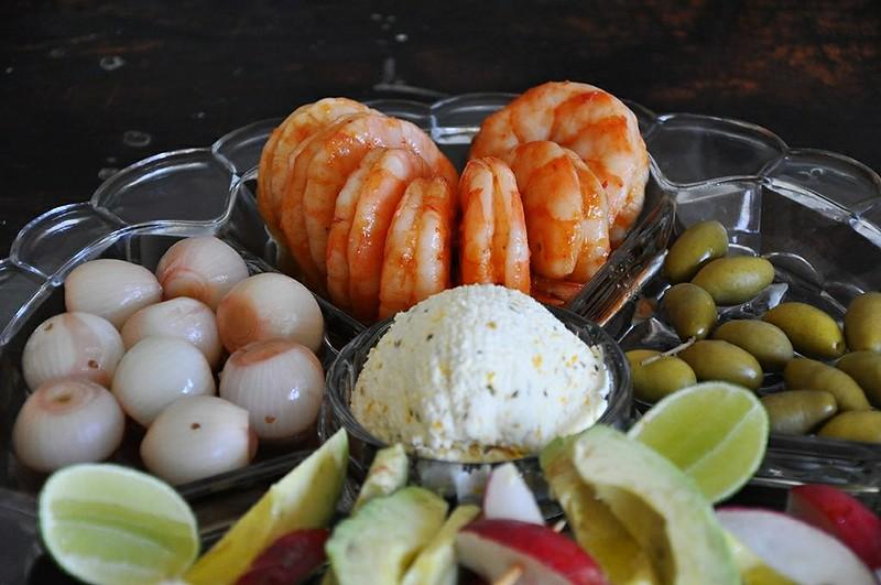 Shrimp Cóctel