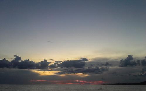 sanluis canelones costa coast costadeoro playa praia paisaje landscape samsung xcover xcover2 galaxy lr lightroom sunset atardecer uruguay uruguai claudiocigliutti beach mar mare