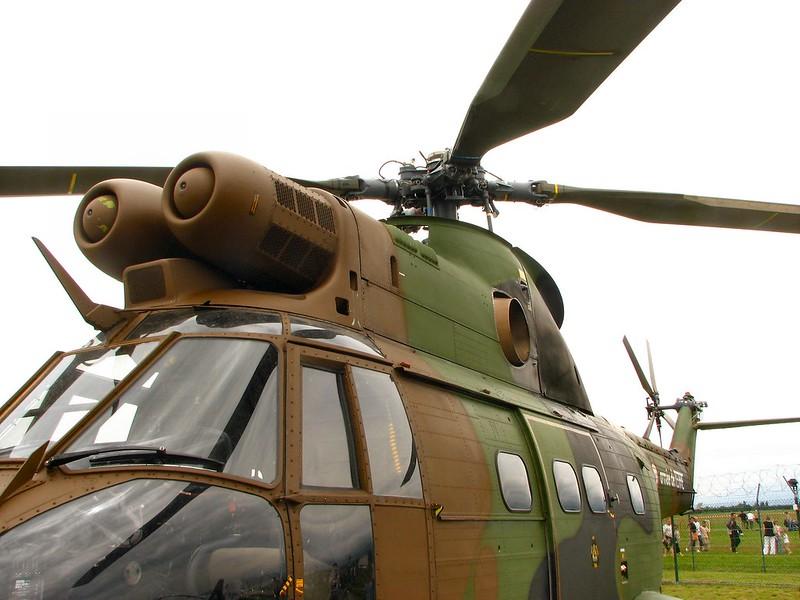 Aerospatiale SA330B Puma 3