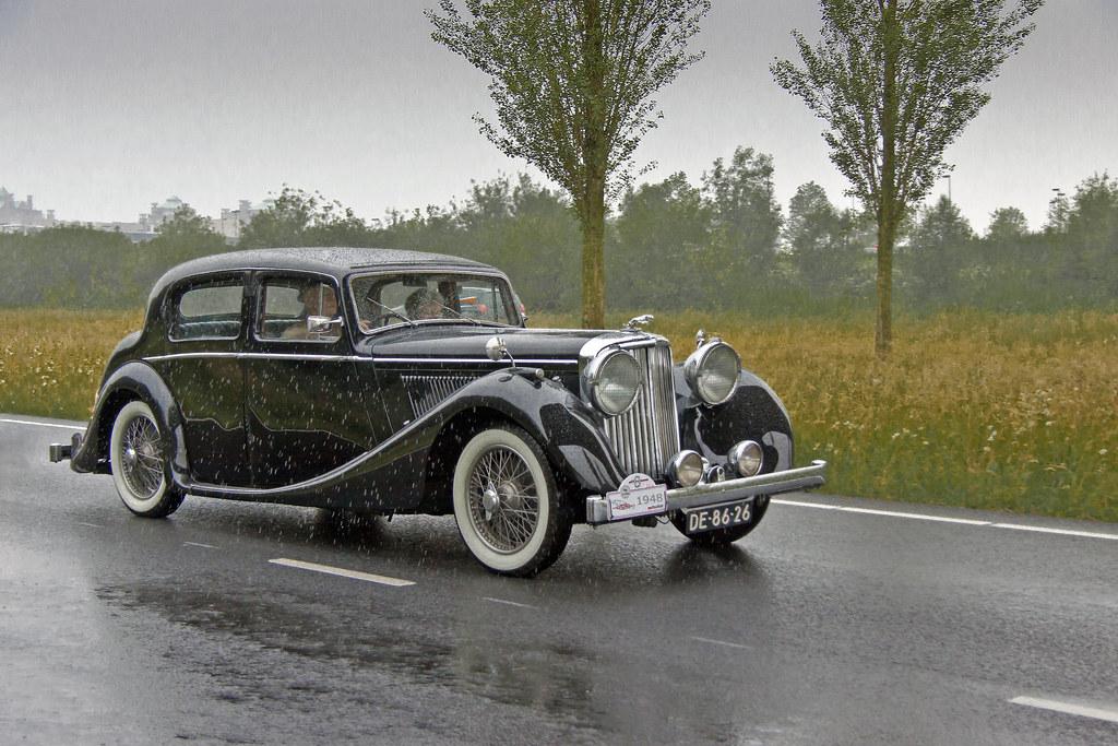 Jaguar Mark IV 3.5 LITRE Saloon 1948* (6920)   * sadly it wa…   Flickr