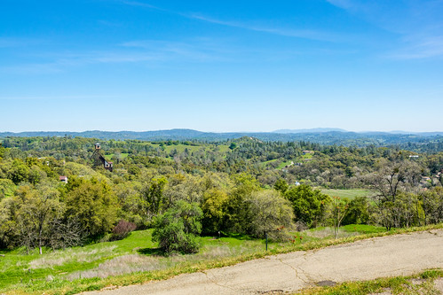 ca california foothills sierranevadafoothills nature mountains view outdoor trees recreational afternoon jackson unitedstates us