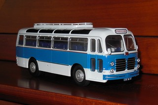 1//43 ixo-autocar//bus//rare floirat type y55-1956 ancestor saviem