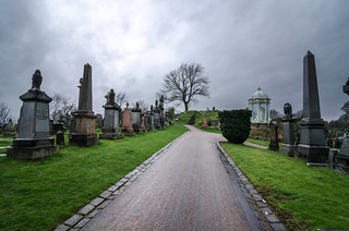 Stirling Cemetery | by eawok