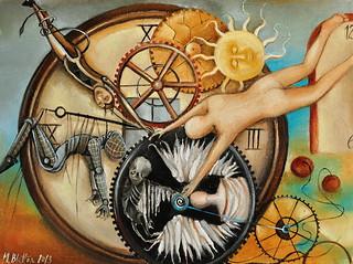 Time   by Monica Blatton
