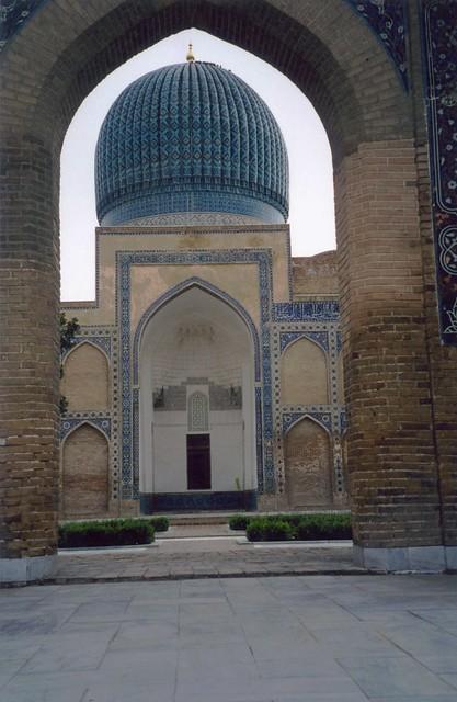 Ouzbekistan - Samarcande Gour Emir