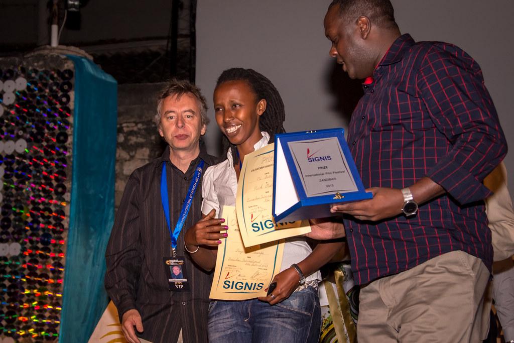 SIGNIS East African Talent Award Kivuto by Poupoune Sesonga (Rwanda) at ZIFF 2013