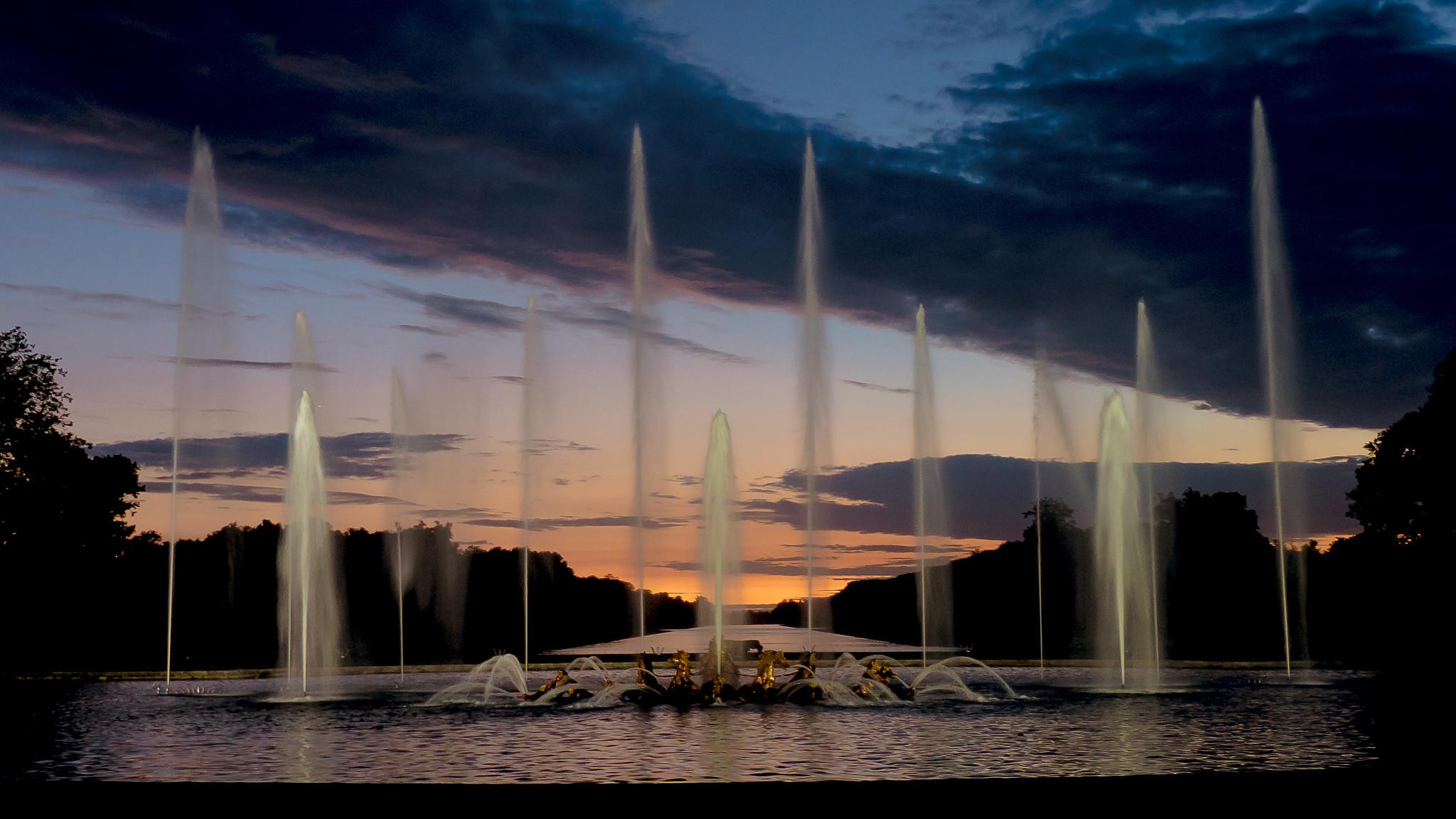 Les Grandes Eaux nocturnes - Fountains Night show