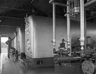 Warren Petr. Corp., recycling plant
