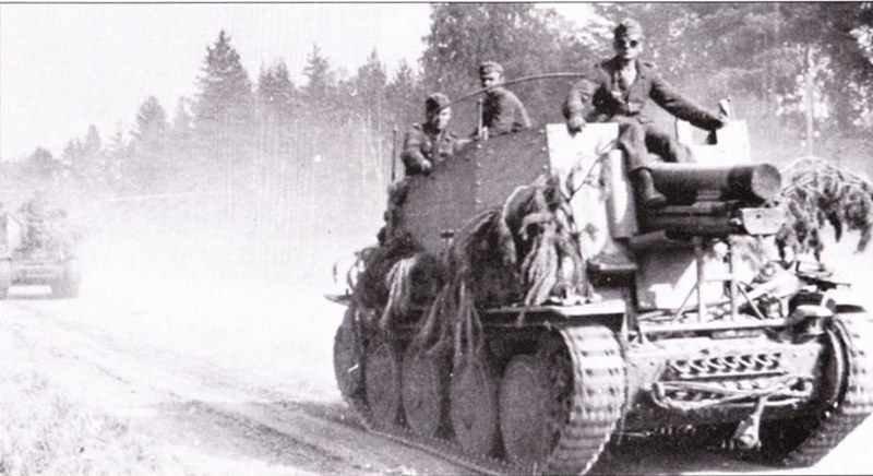 SdKfz 138 - Grille (7)
