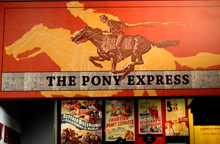 The Pony Express (1860-61)