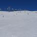 Obří letiště pro lyžaře na jižní straně Kronplatzu, foto: Radek Holub