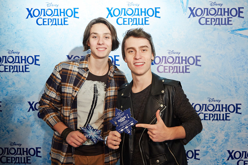 FROZEN_Moscow Premiere_gruppa DaKi