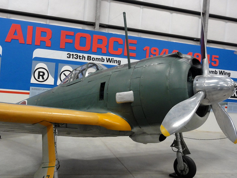Nakajima Ki-43 (3)