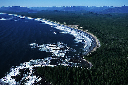 Long Beach, Tofino, West Coast Vancouver Island, British Columbia