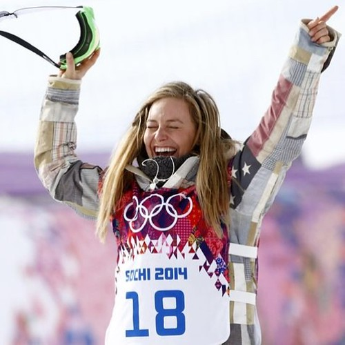 Jamie Anderson wins women's slopestyle GOLD! Anderson won ...